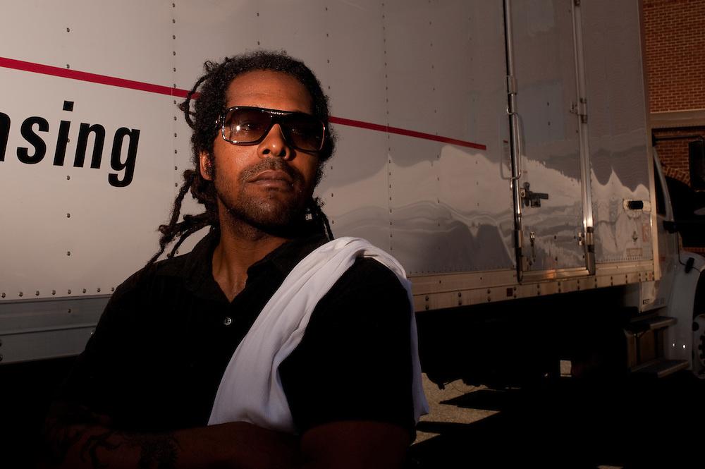 Rex Riddem, DC Unifest 2009, Anacostia, VA