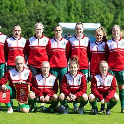 130825 France U19 v Wales U19