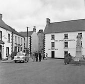 1958 - Views of Pettigo, Co. Donegal