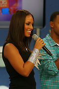 Alicia Keys at the announcement for The 2009 BET HIP HOP Awards Nominees held at BET Studios on September 16, 2009 in New York City