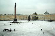 Saint Petersburg sightseeing
