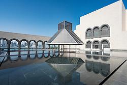 View of Museum of Islamic Art in Doha Qatar
