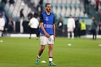 Torino - Champions League -  Juventus-Lione - Nella foto: Leonardo Bonucci - Juventus