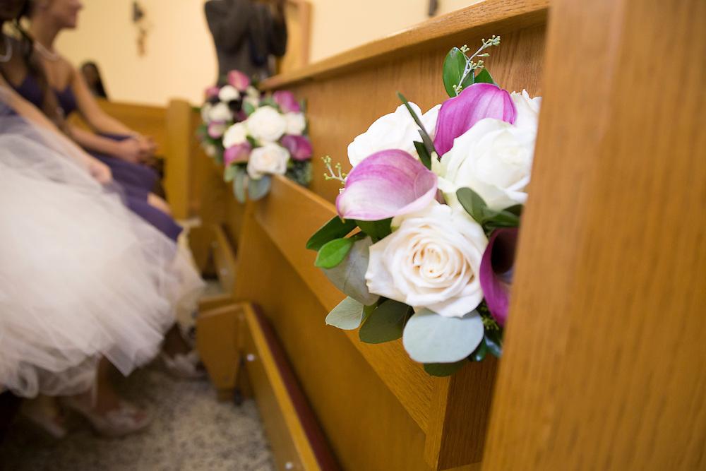 Harvey Milne and Princess Sibanda Wedding at the Lady Of Fatima Church