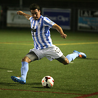 The Hammerheads' Daniel Lovitz shoots the ball against Harrisburg. (Jason A. Frizzelle)