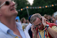 Hedgestock, the first event of it's kind for the Hedge Fund industry to meet and mix in an atmosphere of 'love and peace', supported by rock group The Who..