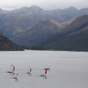 Donald Hay Yacht Race Queenstown.