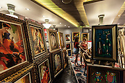 Royal Caribbean, Harmony of the Seas, arts on the boat. an afternoon art auction