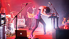 Phantogram at The Independent, San Francisco CA - 4/15/11