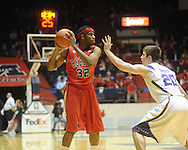 "Mississippi's Zach Graham (32) vs. LSU at the C.M. ""Tad"" Smith Coliseum on Thursday, March 4, 2010 in Oxford, Miss. Ole Miss won 72-59."
