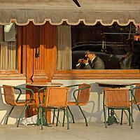 Cafe near Plaza de la Republica, Centro, Centre, Buenos Aires, Argentina
