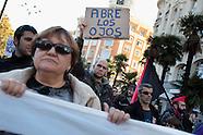SPENDING CUTS PROTEST, 27NOV2011, MADRID, SPAIN