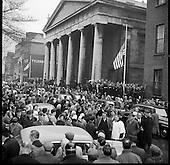 John F. Kennedy Dublin Memorial Service