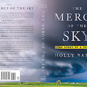 Author Holly Bailey portrait for her first book, The Mercy of the Sky, is shown in a pre-production mock up.