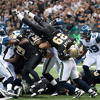 NFL: NOV 21 2010 Seattle Seahawks at New Orleans Saints