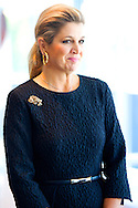 12-12-2013 - 0-12-2013 - TANZANIA - DAR ES SALAAM  Queen Maxima of the Netherlands during  Launch of National Inclusive Finance Framework by Queen Máxima, UNSGSA Signing of inauguration certificate by Governor Ndulu in immediate presence of all signatories and Queen Máxima and High Tanzanian Government representative  .Her Majesty Queen Máxima United Nations Secretary-Geneneral's Special Advocate for Inclusive Finance for Development will visit 5 days ethiopia and tanzania. Her Majesty Queen Máxima visits in her capacity as a special advocate of the Secretary-General of the United Nations in the field of inclusive finance for development (inclusive finance for development) Ethiopia and Tanzania from Monday 9 to Friday, December 13, 2013. COPYRIGHT ROBIN UTRECHT