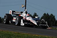 Ryan Briscoe, Honda Indy 200, Mid Ohio Sports Car Course, Lexington, OH 8/8/2010