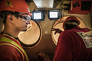 China / Hong Kong /<br /> <br /> MTR West Island Line Tunnels construction site <br /> <br /> &copy; Daniele Mattioli for Bouygues/Dragages