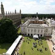 CAMBRIDGE UNIVERSITY STUDENTS