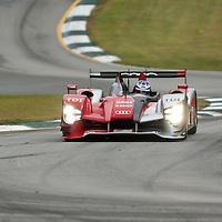 #9 Audi Sport Team Joest Audi R15: Marcel Fassler, Andre Lotterer, Benoit Treluyer