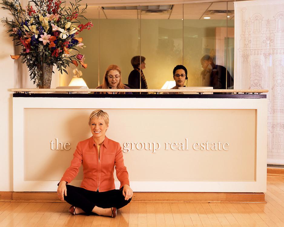 Barbara Corcoran, founder, The Corcoran Group