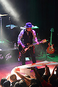 Slaughter & the Dogs at Whiskey a Go Go on 9/11/2014 in Los Angeles, CA