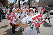 Israel. Raanana, Purim Parade