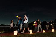 Goshen, New York - The Goshen Relay for Life was held on the Goshen High School track  on June 11, 2016.