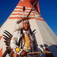 Flathead, Phillip Paul, Browning, Montana, USA MR