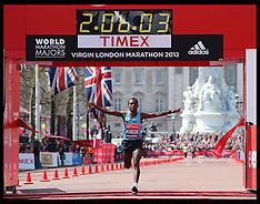 APR 21 2013 The London Marathon
