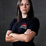 Vanessa Apodaca, Krav Maga instructor at Fit & Fearless