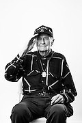 Edward Dzuris<br /> Navy<br /> MOMM 1/E<br /> Mine Sweeper<br /> Net Tender<br /> 1942 - 1946<br /> WWII<br /> <br /> Veterans Portrait Project<br /> Springfield, MA