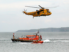 Scarborough Air Sea Rescue & Lifeboat Training