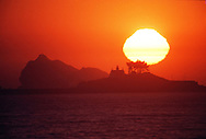 Lighthouse, Crescent CIty, California