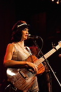 Nikki Lane and Max Gomez at Union Pool, Brooklyn NY  - June 2014