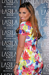 Ferne McCann launches her new SS14 Collection at Sanctum Soho Hotel, London on Tuesday 8 April 2014