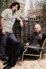 Cannes 2009: Ajami's directors Scandar Copti and Yaron Shani