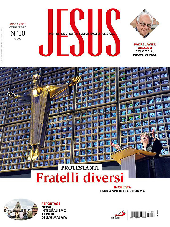 """Nepal, integralismo ai piedi dell'Himalaya"". Published in Jesus magazine, Italy, October 2016"