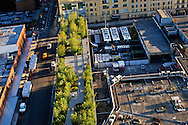 """Highline, designed by landscape architects James Corner Field Operations, with architects Diller Scofidio + Renfro""""Manhattan, New York City, New York, USA"""