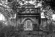 Sri Lanka. Abandoned House on the island of Kayts. Jaffna Peninsula. 2011