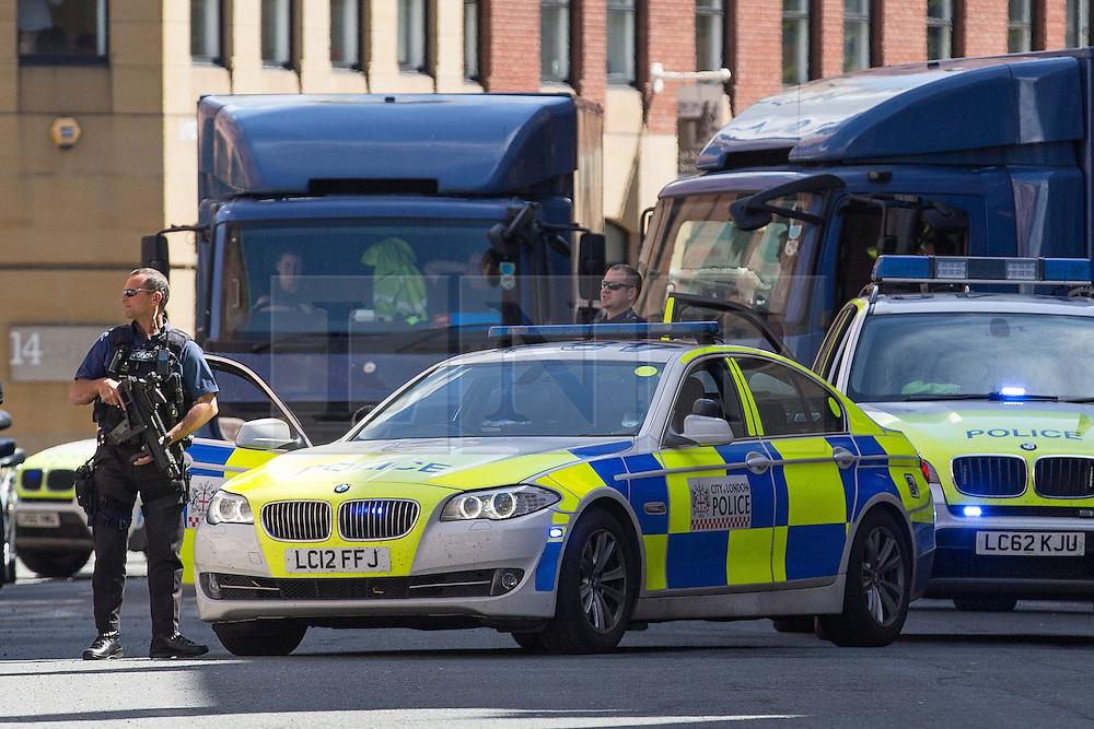 police escort company london