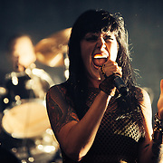 Sleigh Bells Performing at Granada Theater Dallas,TX 2013