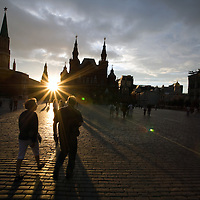 RUSSIA - Russland - MOSCOW, MOSKAU; RED SQUARE, ROTER PLATZ      © Christian Jungeblodt