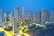 Panama at night