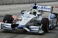 Sebastien Bourdais, Baltimore Grand Prix, Streets of Baltimore, Baltimore, MD 09/02/12