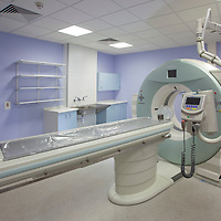 MRI scanner at cancer unit