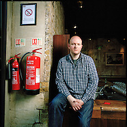 Playwright Mike Bartlett