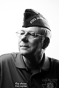 Roy J. Grona<br /> Army<br /> E-8<br /> Recruiter<br /> 1972-1992<br /> Persian Gulf<br /> <br /> Veterans Portrait Project<br /> Louisville, KY<br /> VFW Convention <br /> (Photos by Stacy L. Pearsall)
