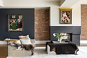 Puck Penthouse with Old Masters from Sothebys