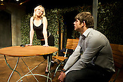 23/02/2011. 'Drowning on Dry Land': London premiere, Alan Ayckbourn's sharp and timely comedy about the cult of celebrity. Jermyn Street Theatre. Photo credit should read Tony Nandi